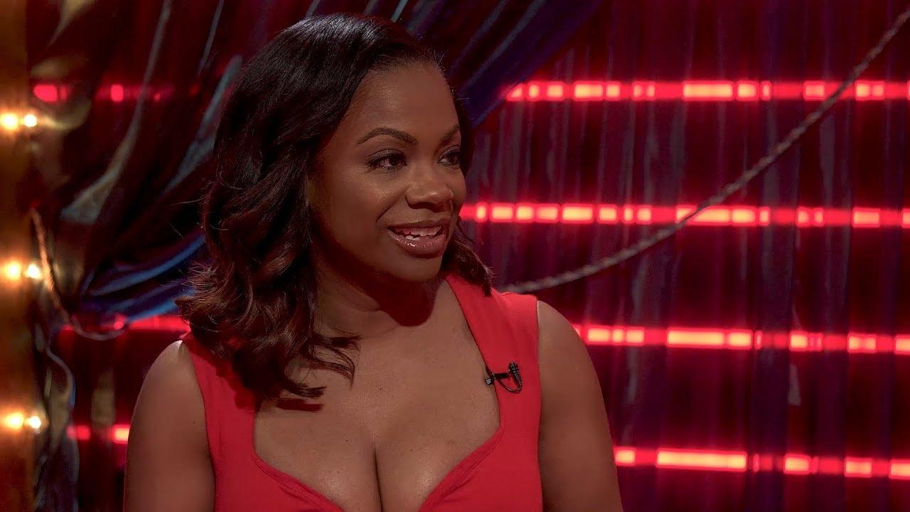 Kandi Burruss Found Her Peach For The Next RHOA Promo Photo - Fans Are Relieved To Know That The Firing Rumors Are False
