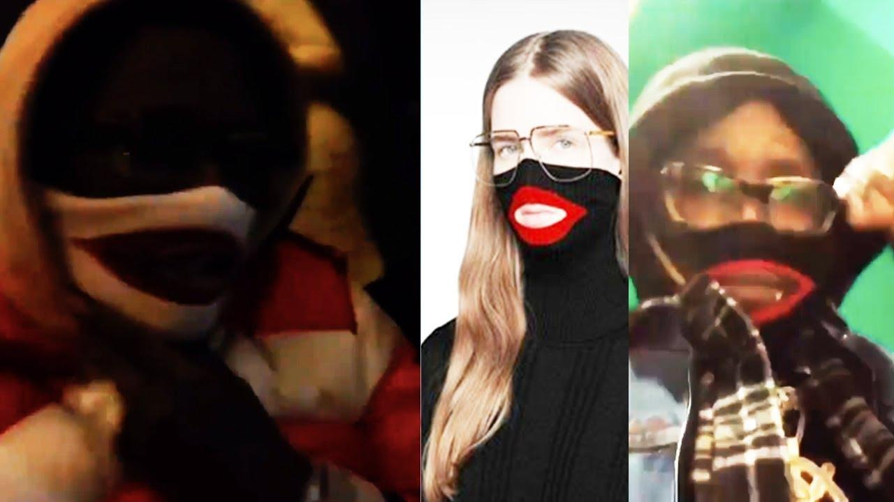 Young Thug Wears The Infamous Gucci Blackface Sweater In The Studio And Fans Bash Him