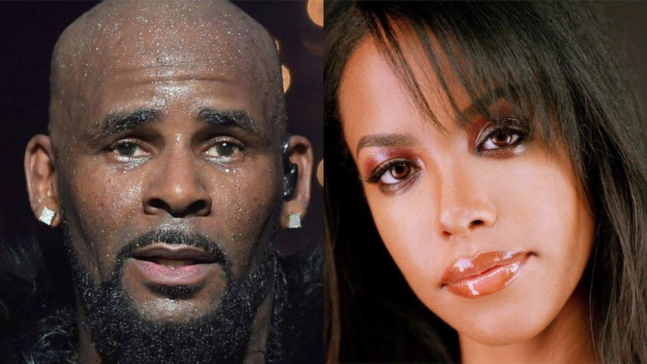 R. Kelly Got Aaliyah Pregnant At 15 And Slept With Her Mom, Says Lisa Van Allen - Watch The Video