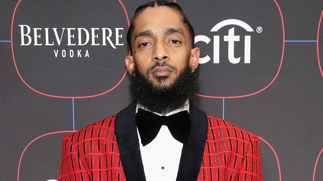 Nipsey Hussle Shot Dead Outside His Clothing Store - The Rapper Was Just 33