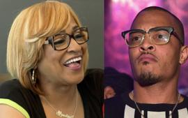 Tiny Harris Gushes Over T.I.'s 'Amazing Speech' At The Party They Threw In Celebration Of The Late Precious Harris' Life