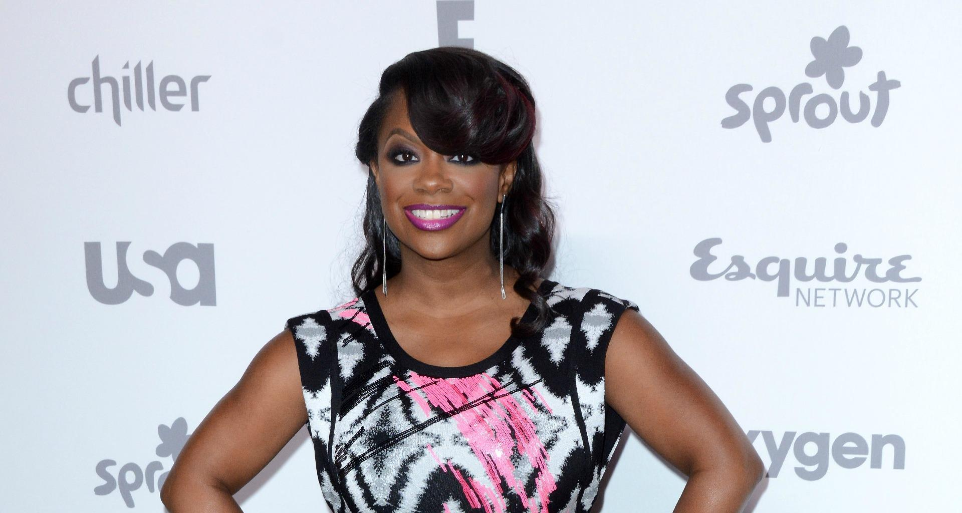 Kandi Burruss Is Glowing In Pink At An Important Event Where She Shared Helpful And Inspiring Knowledge - Fans Notice She Lost A Lot Of Weight