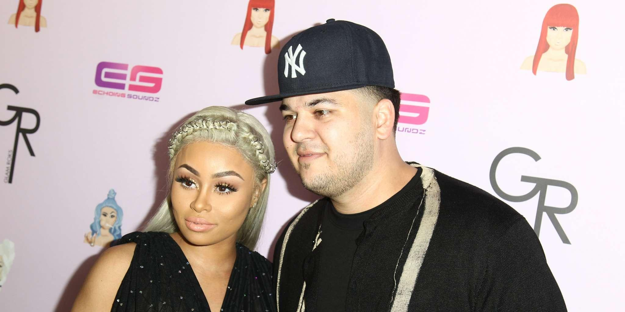 KUWK: Rob Kardashian 'Relieved' Over Not Having To Pay Blac Chyna Child Support!