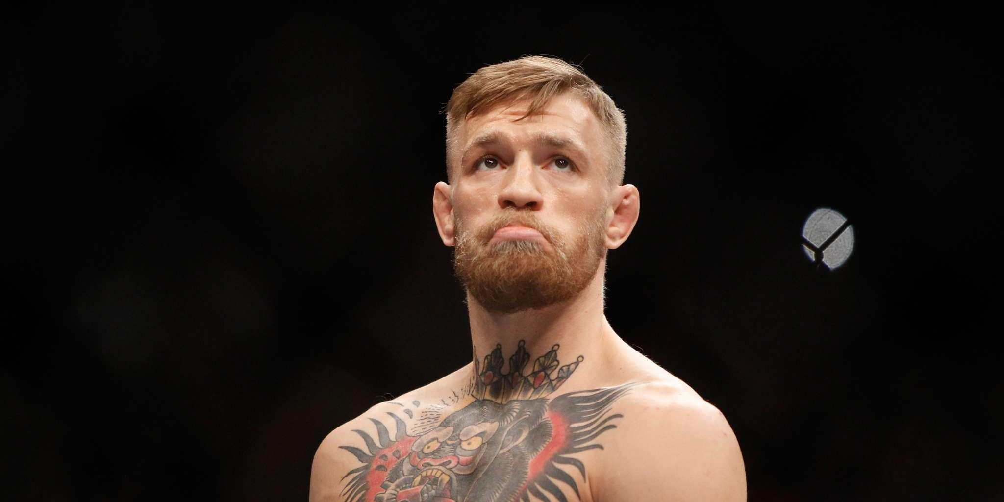 Conor McGregor Arrested & Charged With 'Strong-Armed Robbery' - He Slapped A Phone Out Of A Fan's Hands And Stomped On It