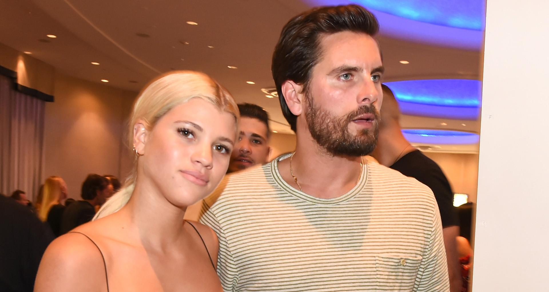 Sofia Richie Wants Scott Disick To Declare His Love For Her Publicly As Well After Calling Khloe Kardashian His WCW!