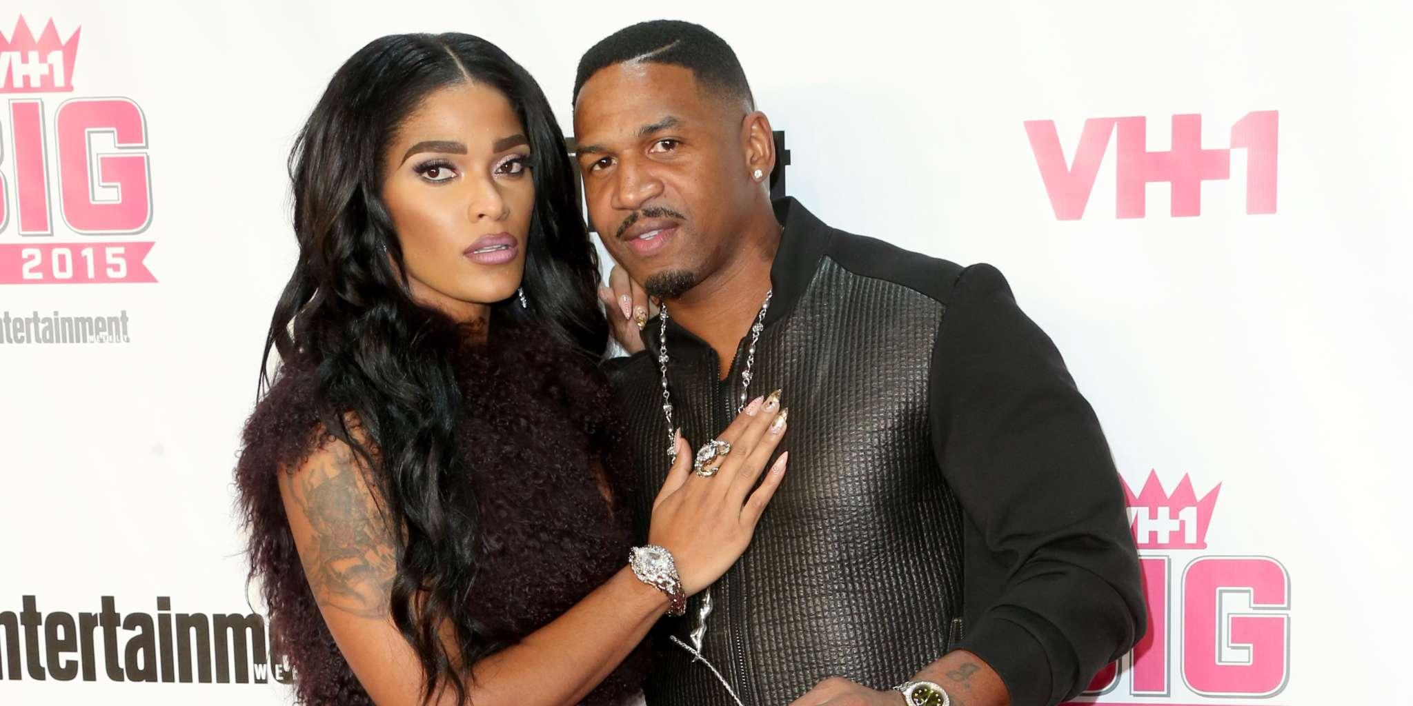 Stevie J Reportedly Fuming After Ex Joseline Hernandez Claims He Hasn't Visited His Child In A Year!