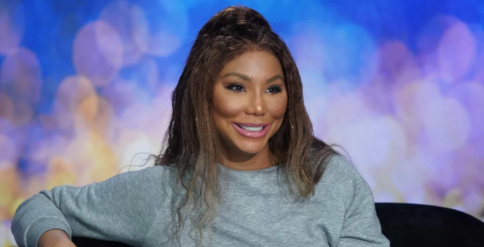 Tamar Braxton Begins Her Birthday Weekend And Also Gushes Over Her 'Real Life Sister' - Check Out The Crazy Video Which Has Fans Calling Her 'Ball Of Joy'