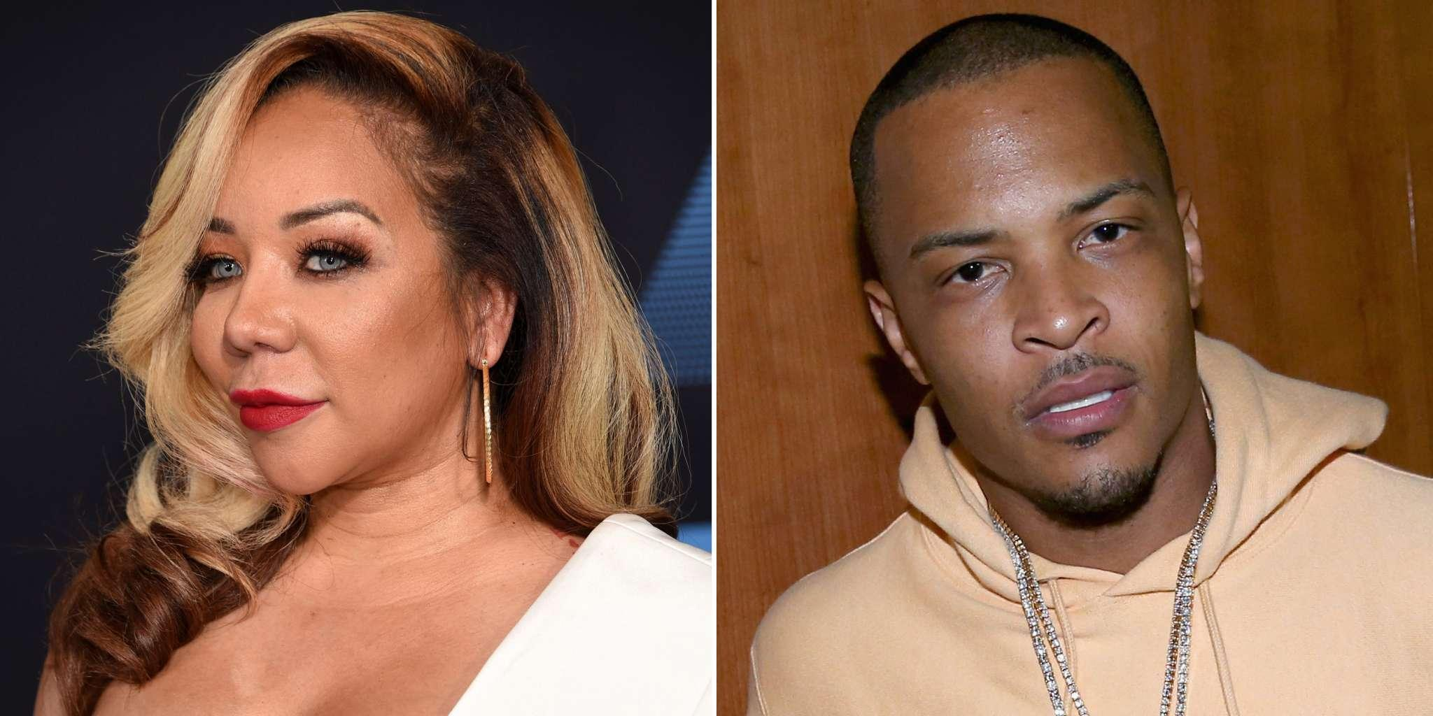 T.I. Is Surrounded By Gorgeous Women - What Does Tiny Harris Have To Say About This? - See The Photo
