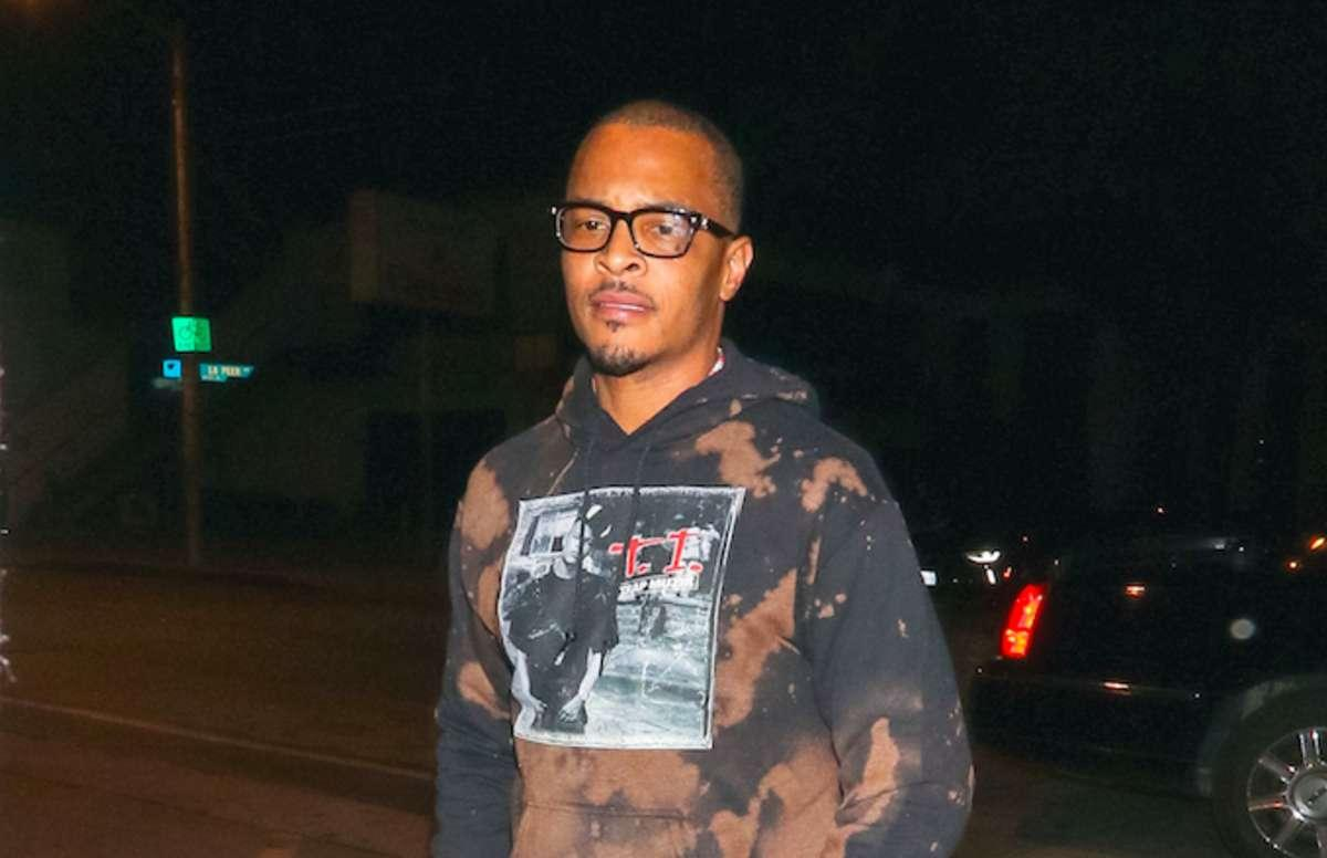 T.I Has A Message For His Fans, And They Are Here For It - Some People Ask Tip Why Did Young Thug Wear The Gucci Blackface Sweater