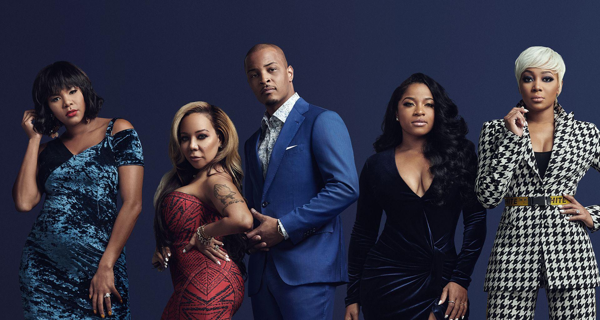 T.I. Reportedly Resumes Shooting For The 'T.I. & Tiny: Friends and Family Hustle' Following The Passing Of His Sister, Precious Harris
