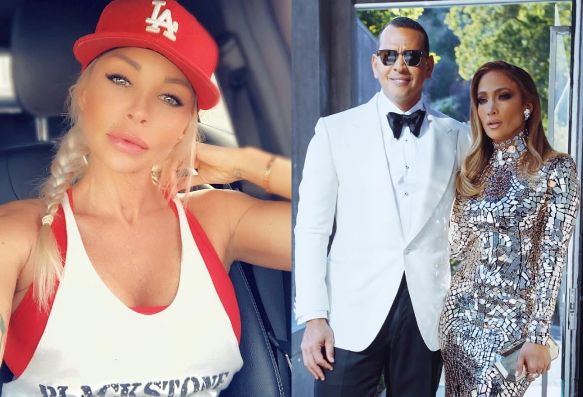 The Ex-Playmate Who Claims A-Rod Sexed Her Before Proposing To J. Lo Is Reportedly A Porn Star As Well