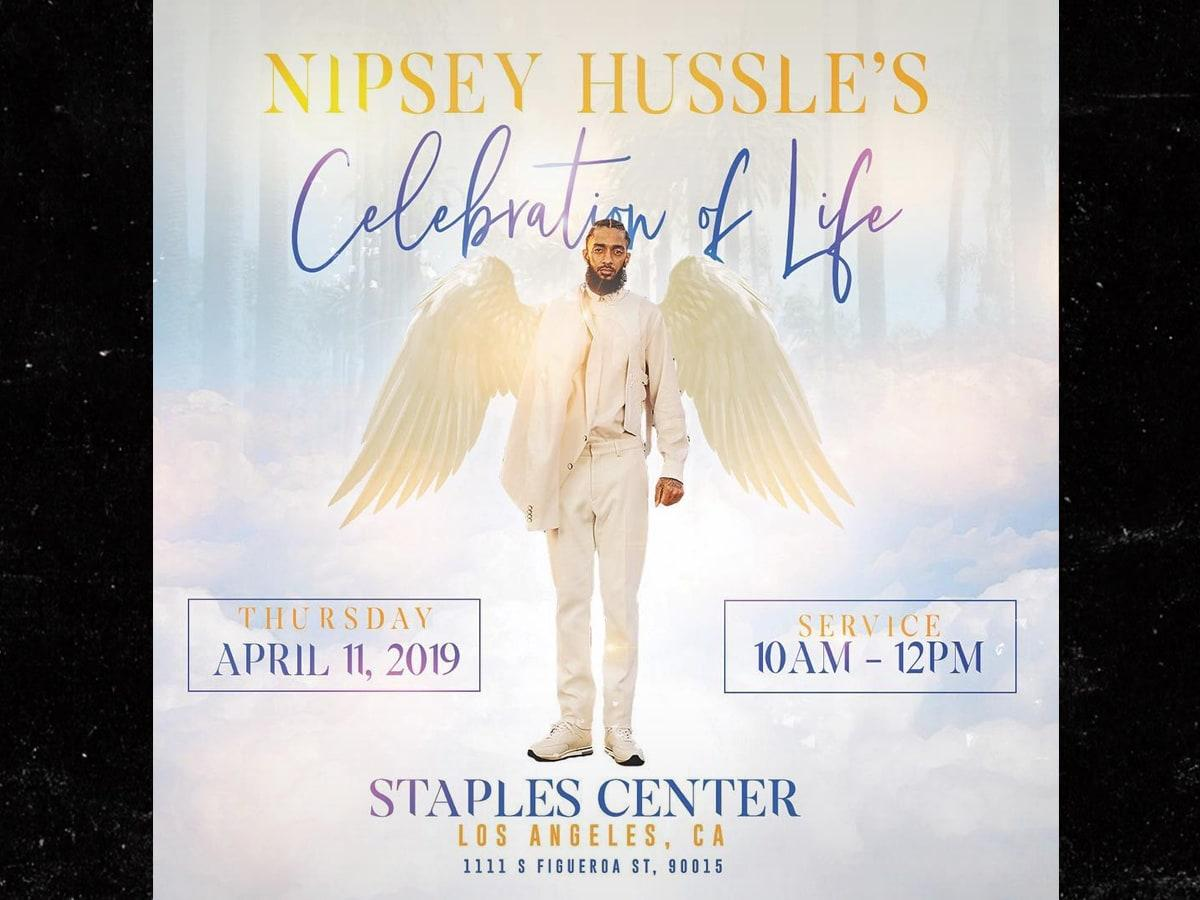 T.I. Shares The Official Information Of Nipsey Hussle's Celebration Of Life - People Call The Late Rapper A Legend Who Reunited LA