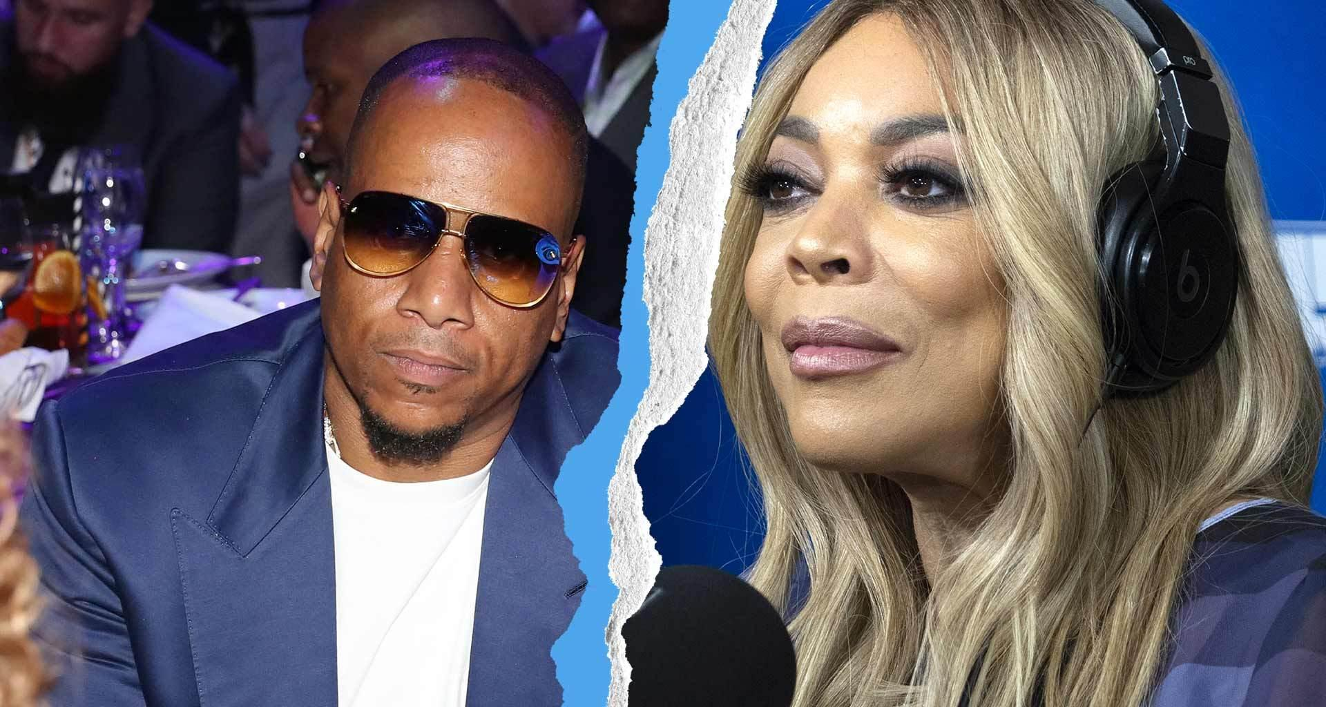 Kevin Hunter Reportedly Reacts To Wendy Williams' Decision To File For Divorce