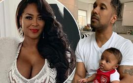 Kenya Moore Shows Baby Brooklyn 'At Work' And Fans Are In Awe - Here's The Most Recent Photo Of The Miracle Baby