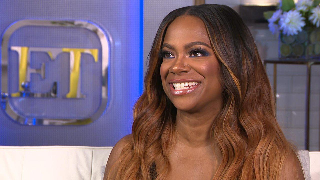 Kandi Burruss Is Having The Time Of Her Life Riding Elephants And Taking Pics With A Tiger In Thailand