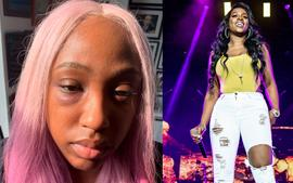 Brittney Taylor Shows Her Black Eye After Claiming Remy Ma Punched Her - See The Photo