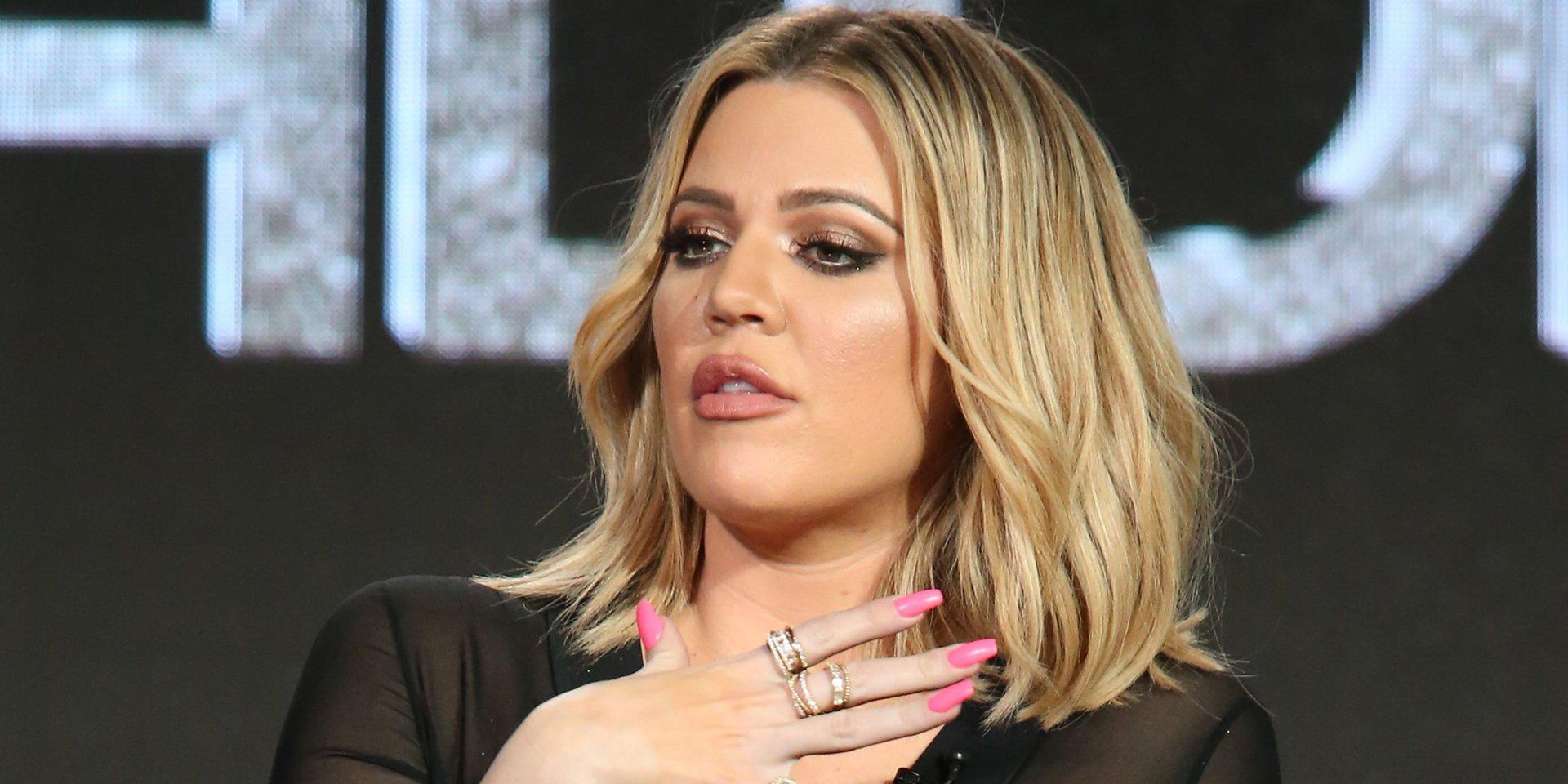 Khloe Kardashian Is Reportedly Devastated Because Tristan Thompson Did Not Fight For Her