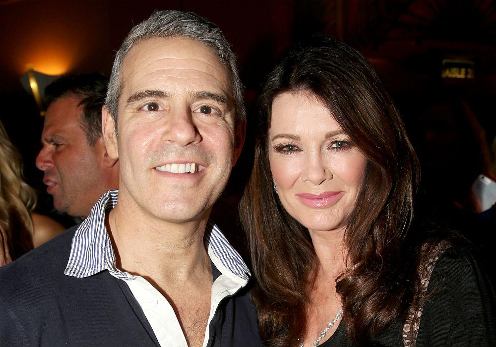 Andy Cohen Weighs In On Claims He Treats Lisa Vanderpump Differently Than Other Housewives