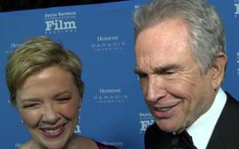 Annette Bening Shares Secret To Her 27-Year Marriage To Warren Beatty