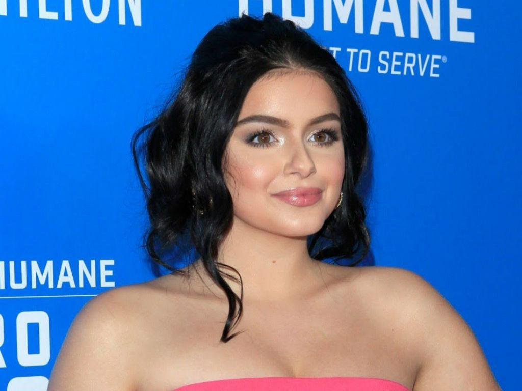 Ariel Winter Slams Hate Tweets After She Shared Sick Cousins GoFundMe Page