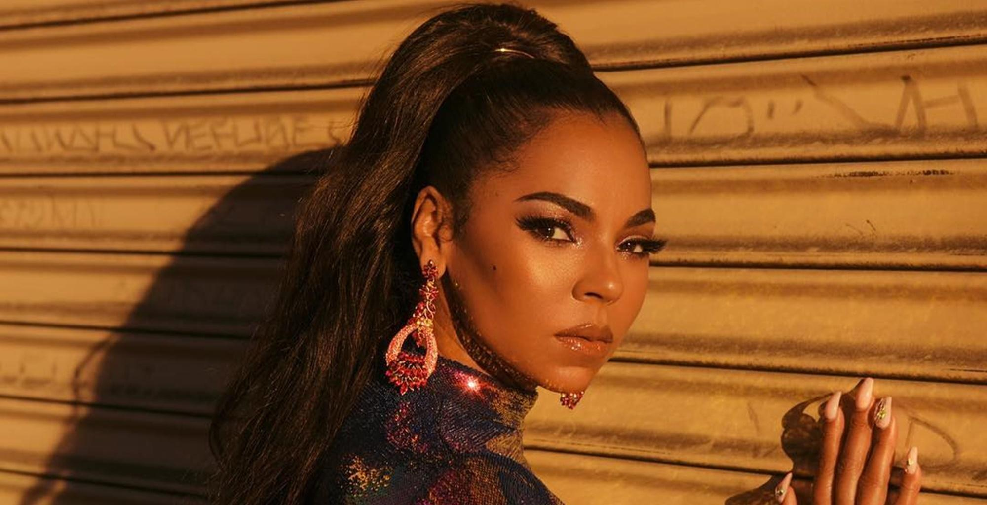 Ashanti Dons Racy Dress At 'Stuck' Movie Premiere -- Fans Say This Video Featuring Her Dangerous Curves Is Just Too Much Too Handle