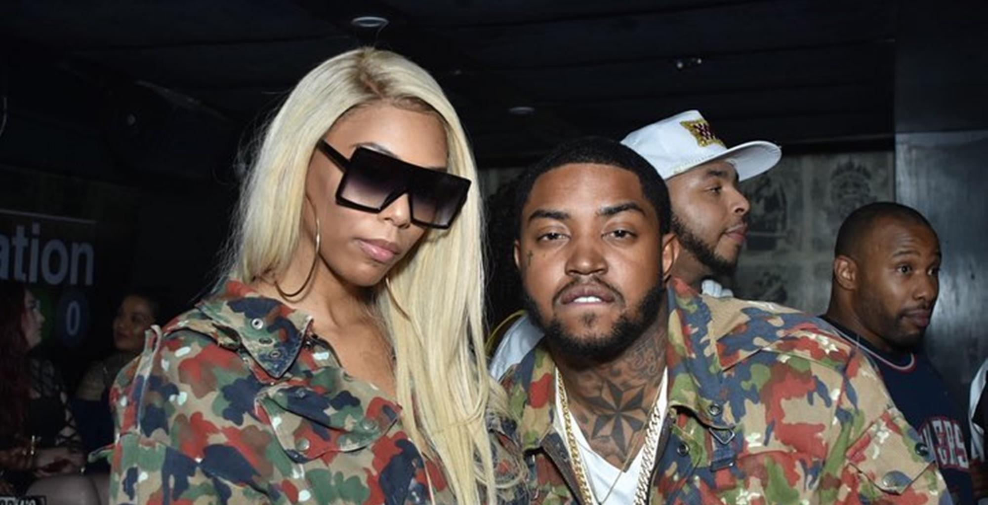 Lil Scrappy And Erica Dixon Reunite In Pictures With Bambi Benson -- Fans Are Confused By One Of The Images