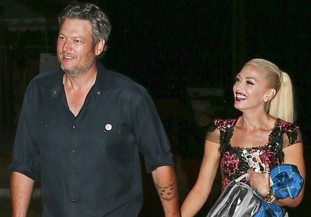 Blake Shelton And Gwen Stefani Look Like They Are Ready To Start A Life Together In Oklahoma