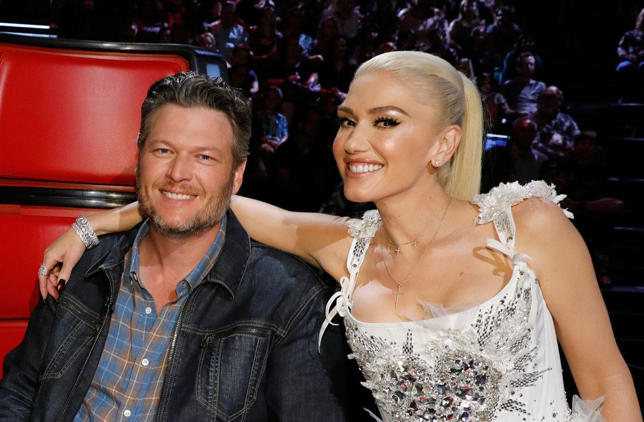 Blake Shelton Wishes Gwen Stefani Was Still On 'The Voice' - It's 'Extra Special' With Her There