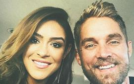 Country Singer Brett Young And Wife Taylor Mills Expecting First Child See Their Cute Announcement