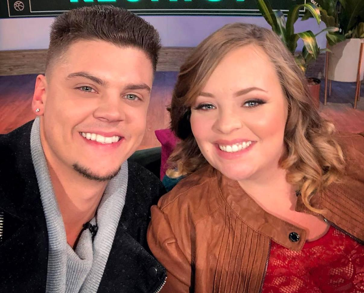 Tyler Baltierra Is Constantly Helping Catelynn Lowell Avoid Postpartum Depression - Here's How!