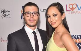 Cheryl Burke And Matthew Lawrence Admit Wedding Planning Is 'So Stressful' And Share Details About The Big Day