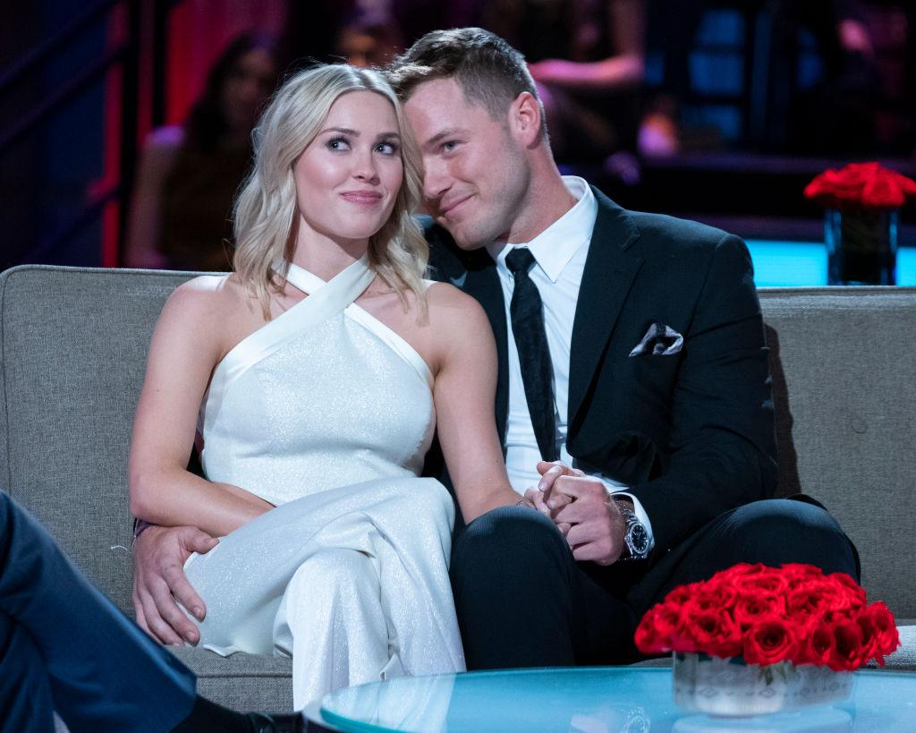 Colton Underwood And Cassie Randolph Reveal They've 'Talked About' Their Engagement!