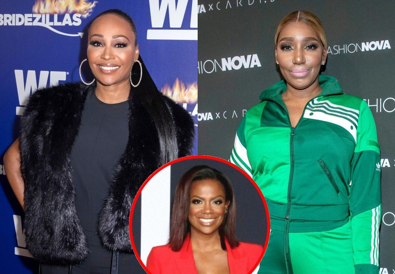 Nene Leakes Says That She 'Begged' Bravo Executives To Have The Sit Down With Kandi Burruss And Cynthia Bailey That Incriminated Them