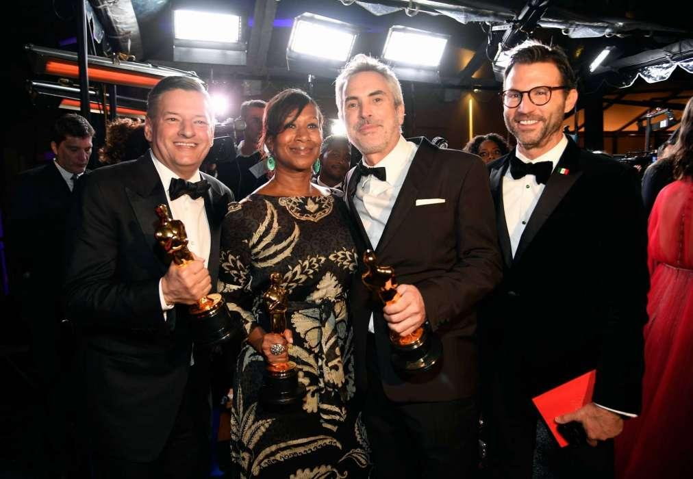 Academy Awards Announces Changes But Netflix And Other Streaming Companies Aren't Affected
