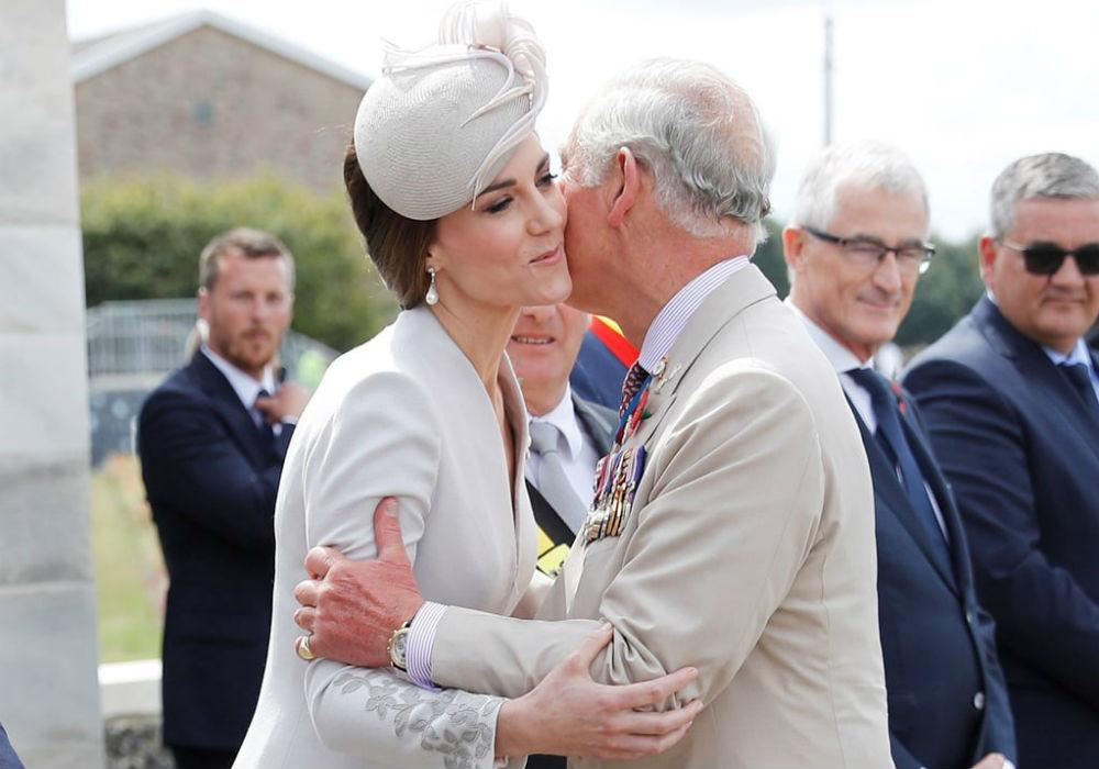 Did Prince Charles Just Show Allegiance To Kate Middleton Amid Royal Split?