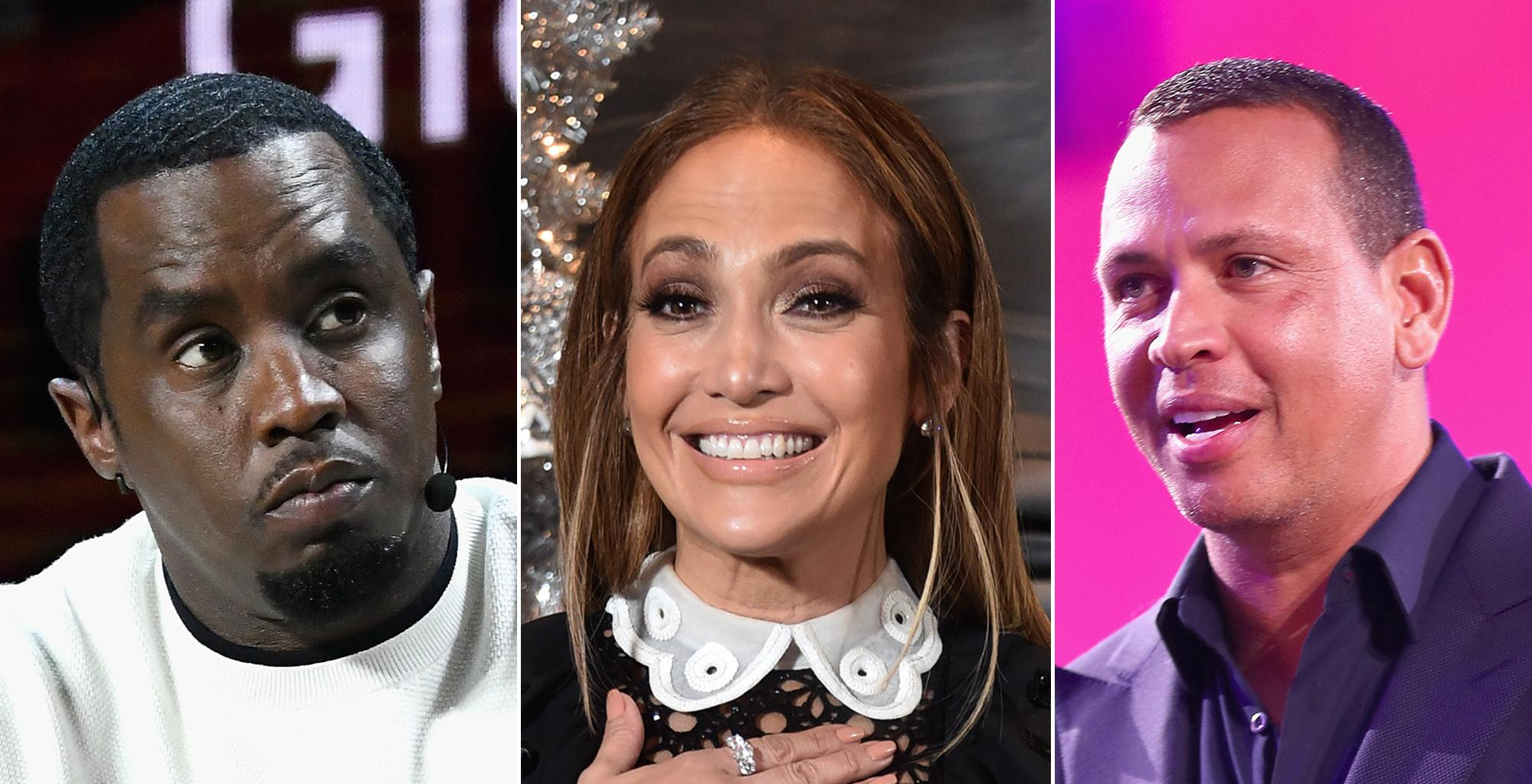 Jennifer Lopez Says Diddy Apologized To A-Rod For A Comment He Left Under Her Photo - Diddy's Fans Slam The Way J. Lo Speaks About Him Especially Now - See The Video