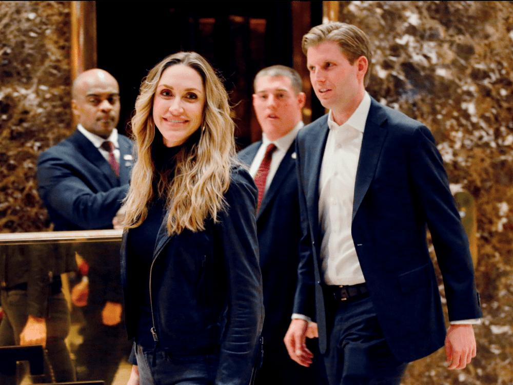 Eric Trump And His Wife Lara Are Getting Ready To Have Their Second Baby
