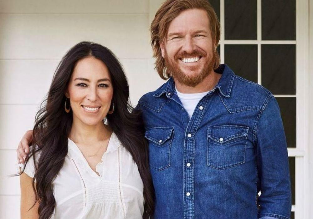 Former Fixer Upper Stars Chip And Joanna Gaines Spill On Their New TV Show