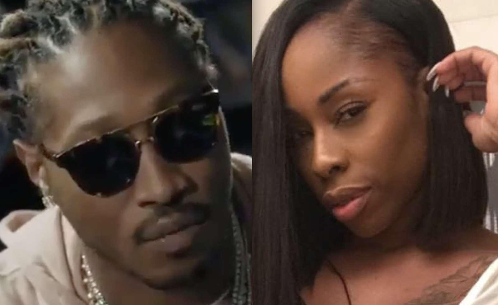 Eliza Reign Clapsback At Fan Who Asks Why Alleged Baby Daddy Future Wasn't At Her Baby Shower