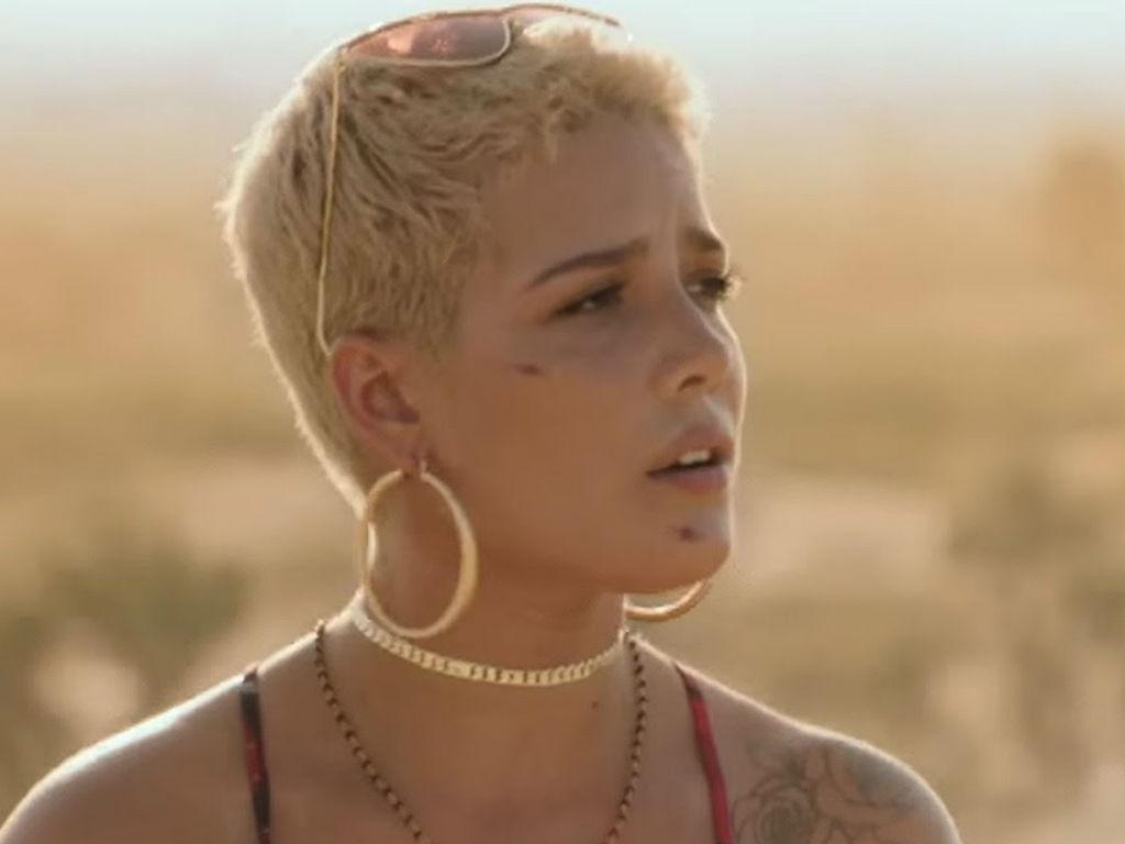 Halsey Reveals What She Almost Did For Money As A Homeless Teen In NYC