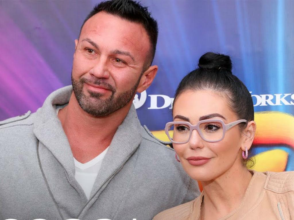 Jenni 'JWoww' Farley And Estrange Husband Roger Mathews Reunite For Easter Outing With Kids As Divorce Looms