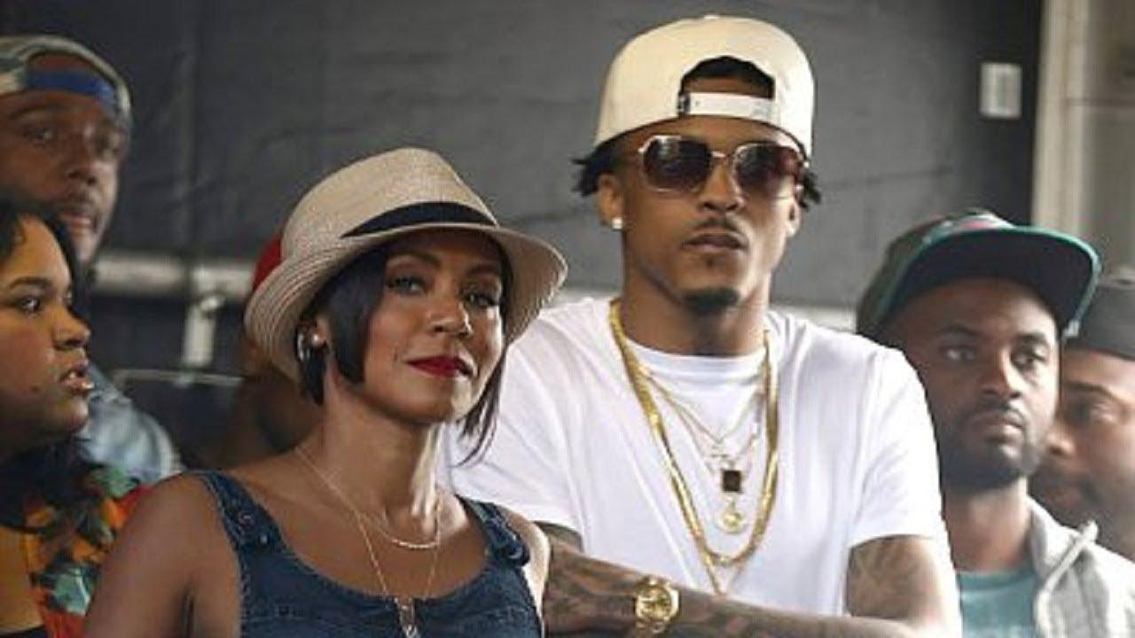 Jada Pinkett Smith Allegedly Exposed By August Alsina For Affair In New Song -- Check Out Fans Reactions