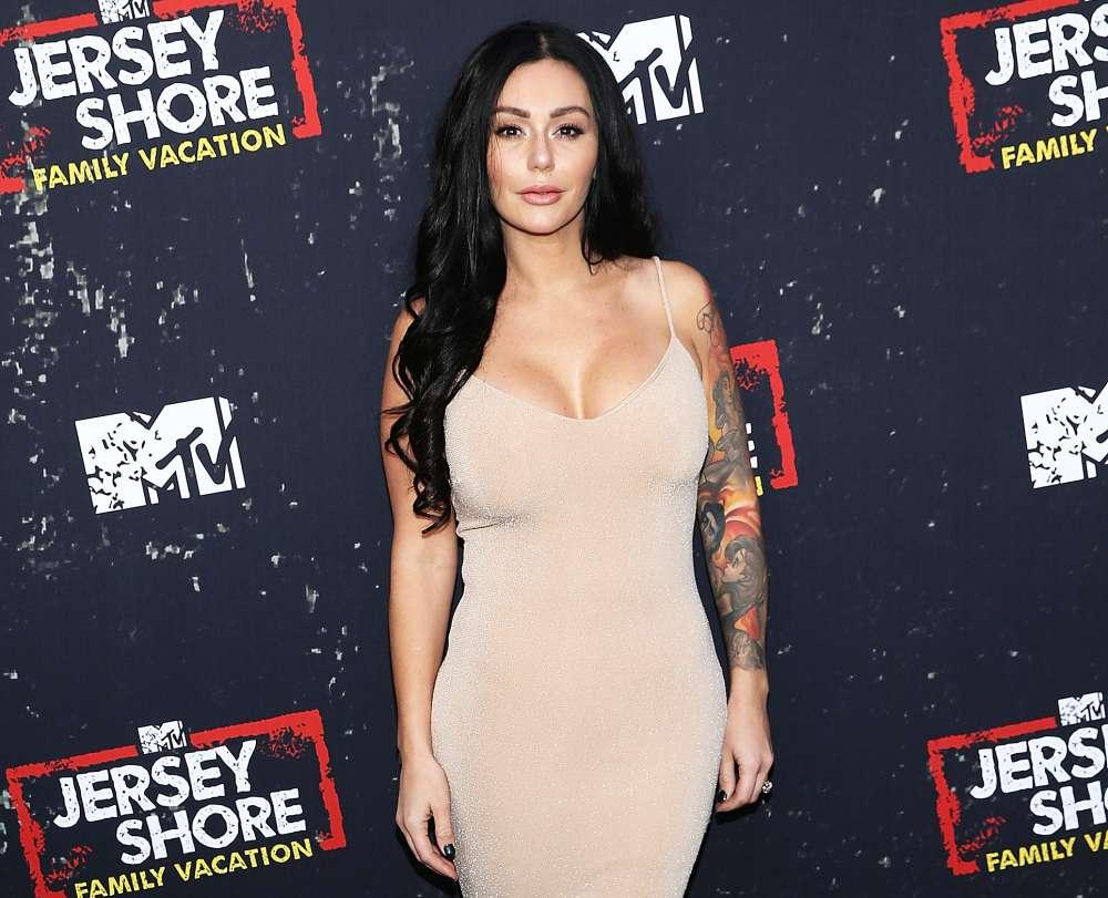 Is Jenni 'JWoww' Farley Just Trying To Make Her Ex-Husband Jealous?