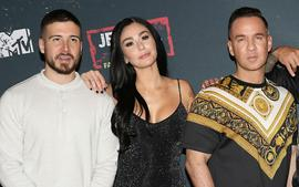 Jersey Shore Stars JWoww And Vinny Spotted Checking In On Mike Sorrentino's Wife While He Finishes His Time Behind Bars