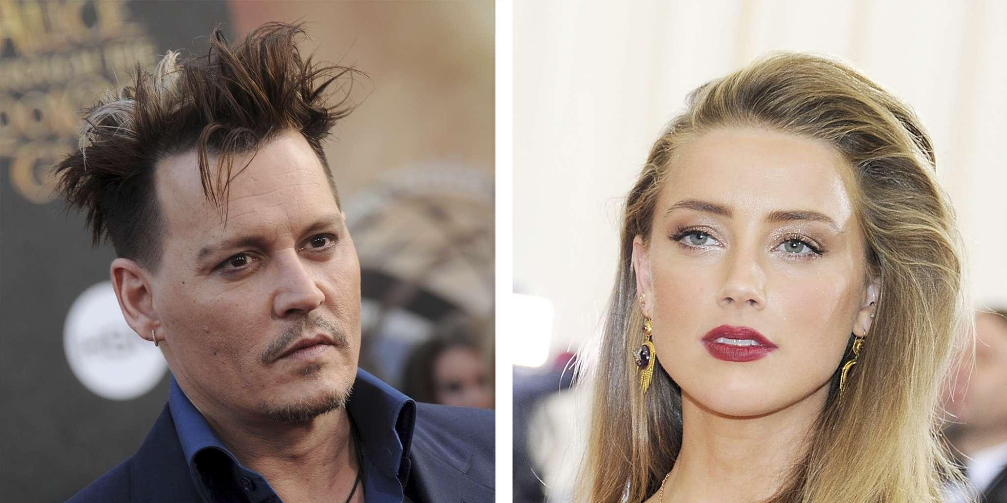 Johnny Depp Vs Amber Heard - The Actor Will Not Rest Until His 'Reputation Is Restored'