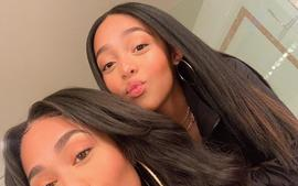 Jordyn Woods And Doppelgänger Sister Jodie Woods Have Fans Confused With New Pictures