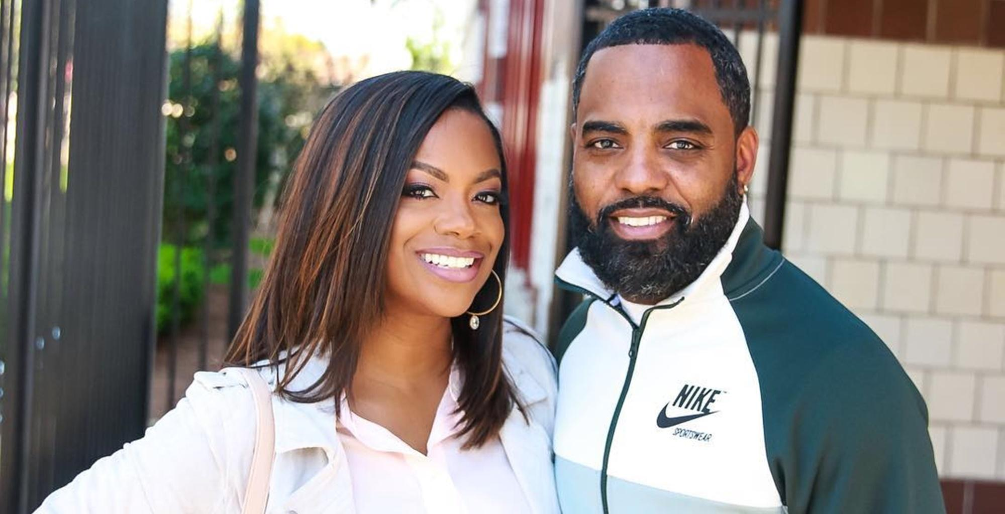 Kandi Burrus Shares Intimate Pictures With Todd Tucker On Their Wedding Anniversary