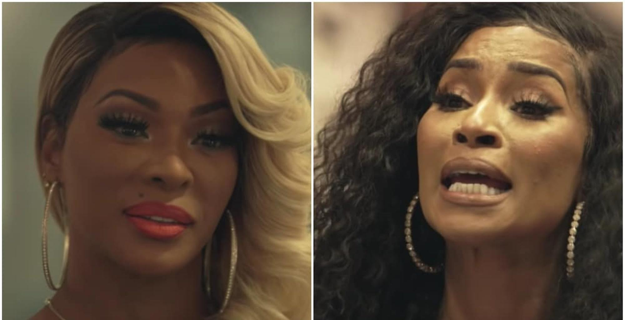 """Karlie Redd Came For Pooh Hicks And Got More Than She Bargained For -- Furious 'Love & Hip Hop: Atlanta' Fans Ask, """"Where Is The Love?"""""""