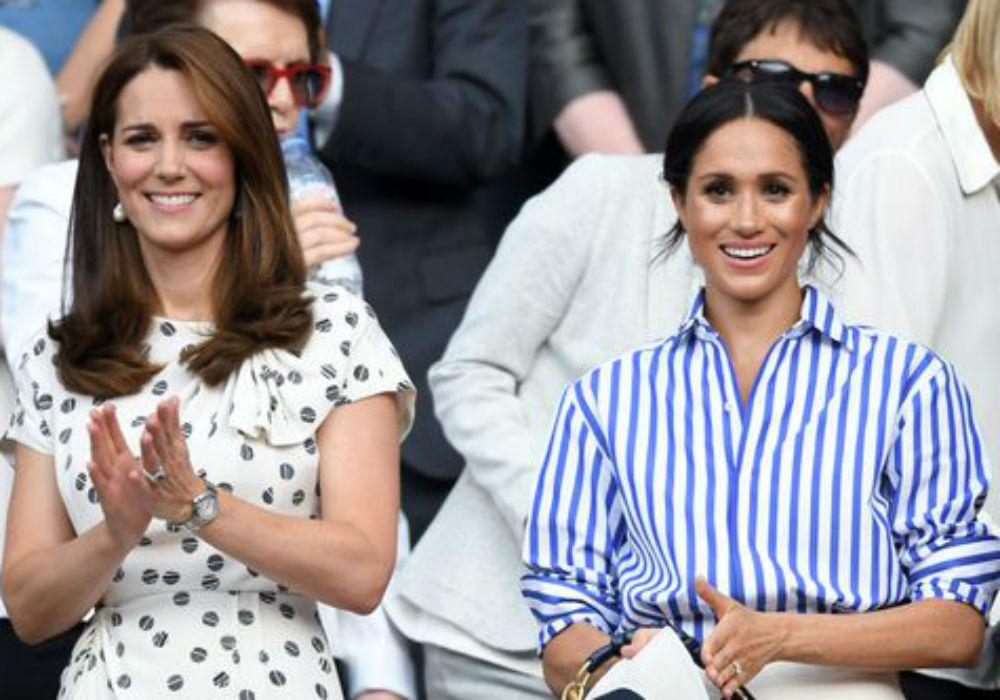 Kate Middleton And Meghan Markle Will 'Never Be Good Friends' Claims Royal Insiders