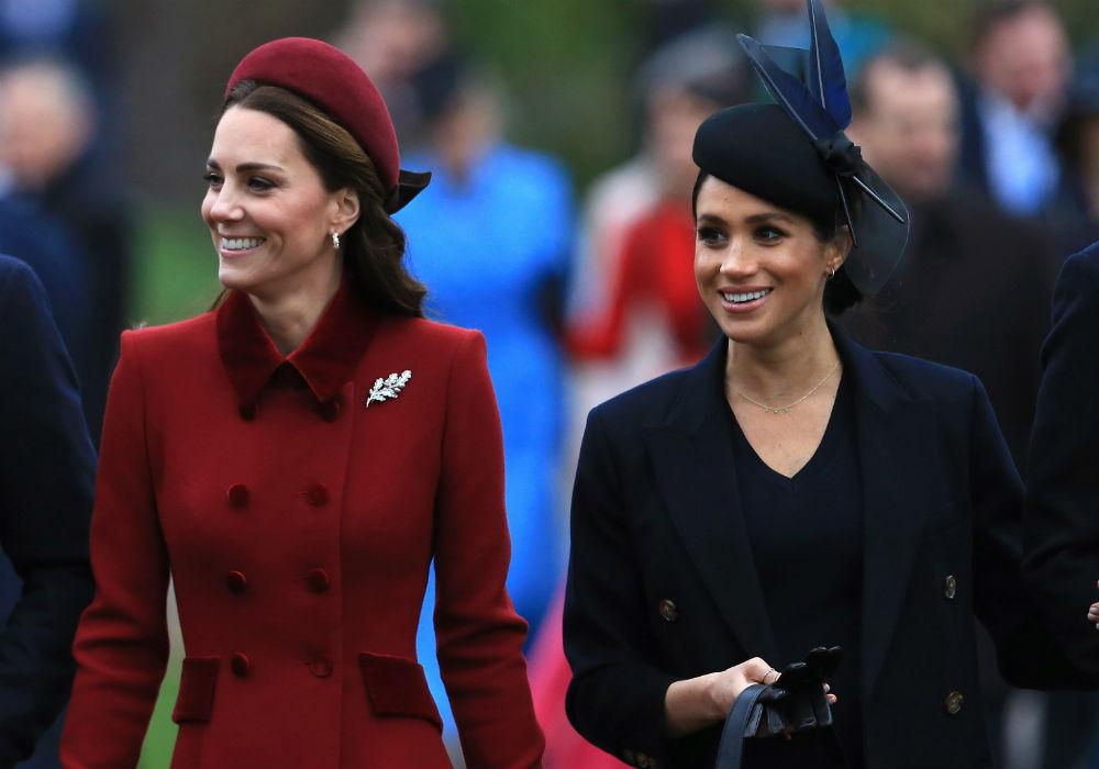 Kate Middleton Is Reportedly Revamping Her Wardrobe In Hopes To Outshine Meghan Markle